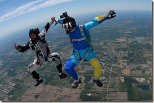 kenneth ryan bernek skydiver pic