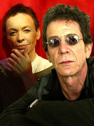 laurie anderson lou reed wife photo