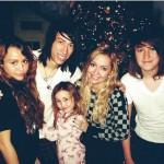 Brandi Cyrus Miley Cyrus sister-images
