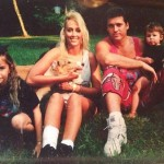 Brandi Cyrus Miley Cyrus sister-photos