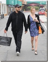 David Blaine Alizee Guinochet-dating