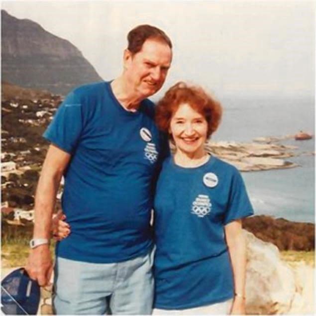 Mary Katherine Moore-Secret millionaire Jack MacDonald's wife