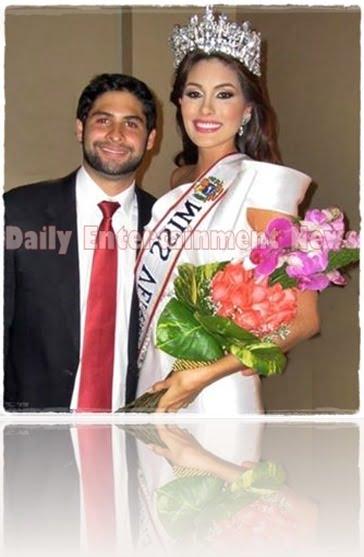 Miss universe maria gabriela isler boyfriend alberto figueroa