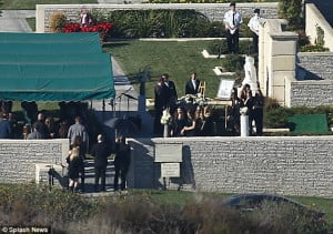 Paul Walker funeral Rebecca Soteros Meadow Walker