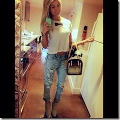 Shayna Terese Taylor Ryan Seacrest girlfriend photo