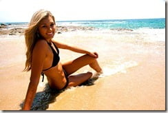 Shayna Terese Taylor Ryan Seacrest girlfriend pics
