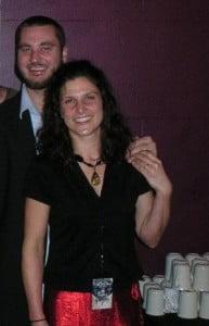 Aaron Chapman- Killed WildCat Haven advocate Renee Radziwon-Chapman husband