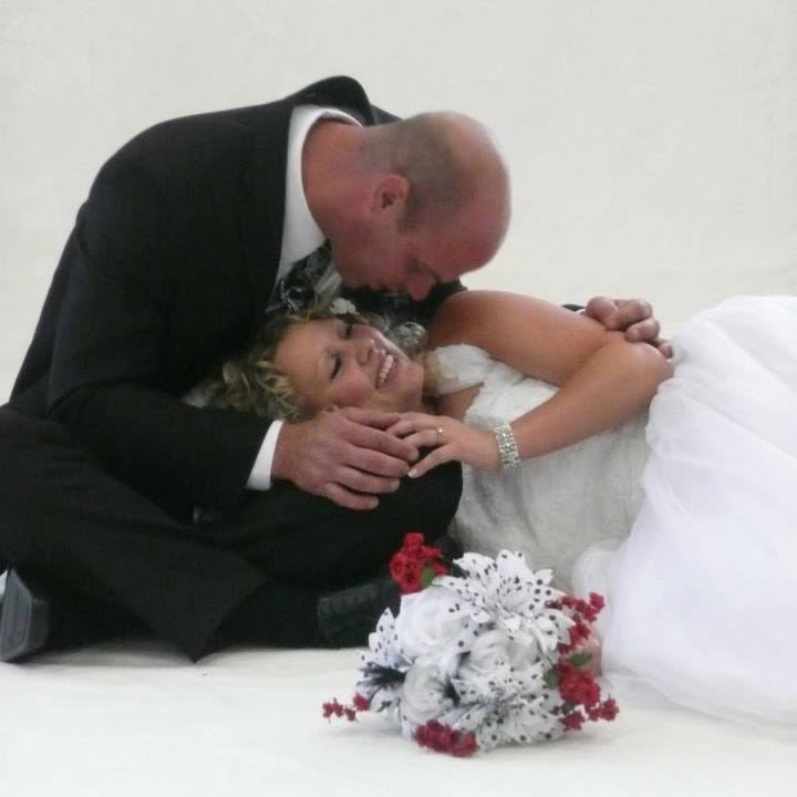 abbey and tim bowers wedding pic