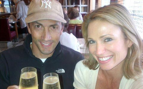 Good Morning America Amy Robach's Husband is Andrew Shue