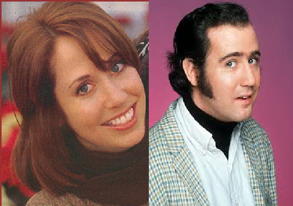 Maria Colonna Kaufman Taxi Actor Andy Kaufman S Real