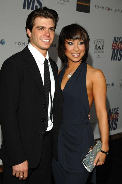 cheryl burke and chad dating