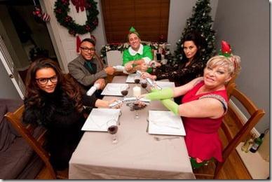 come-dine-with-me-celebrity-special-christmas jasmine Lennard