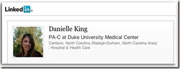 danielle king linkedin