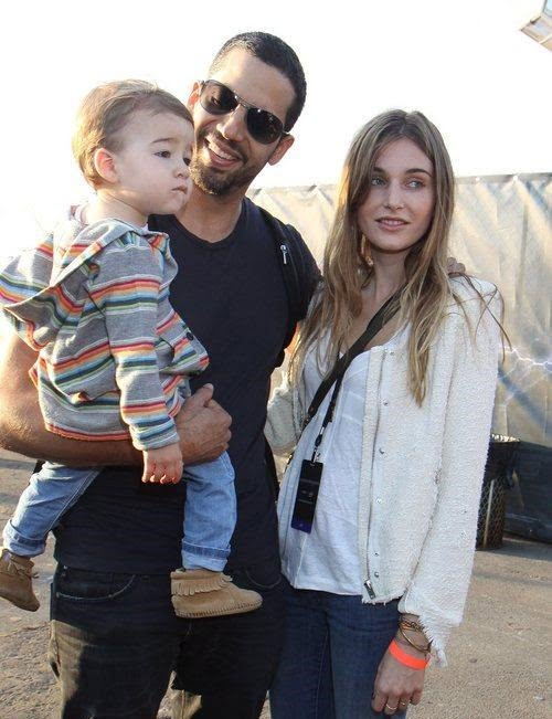 Photo of David Blaine & his  Daughter  Dessa
