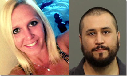 george-zimmerman-gf