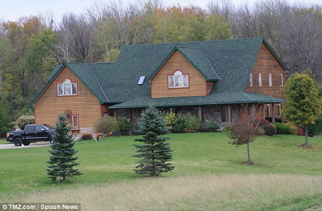 jeremy bieber new home pic