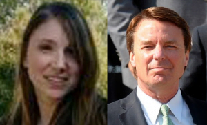 10 Facts about John Edwards' young Girlfriend Danielle King