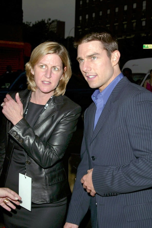 Lee Anne DeVette- Tom ... Tom Cruise