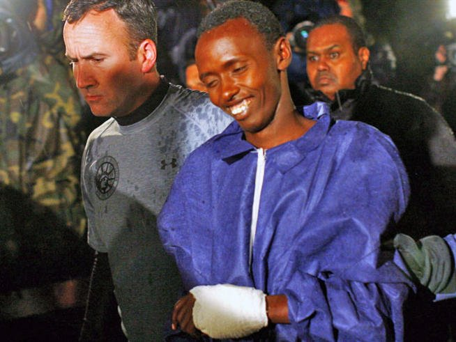 Somali pirate sentenced to nearly 34 years | SBS News |Somali Pirates Captured Muse