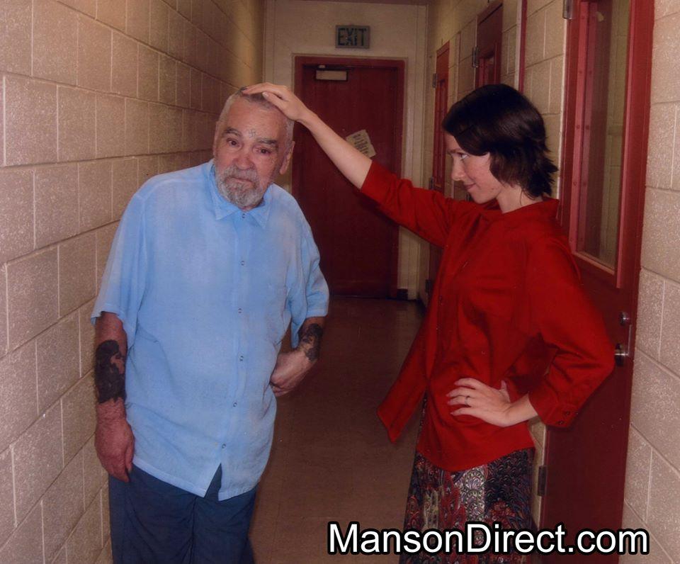 Charles Manson Garbage Dump Mechanical Man