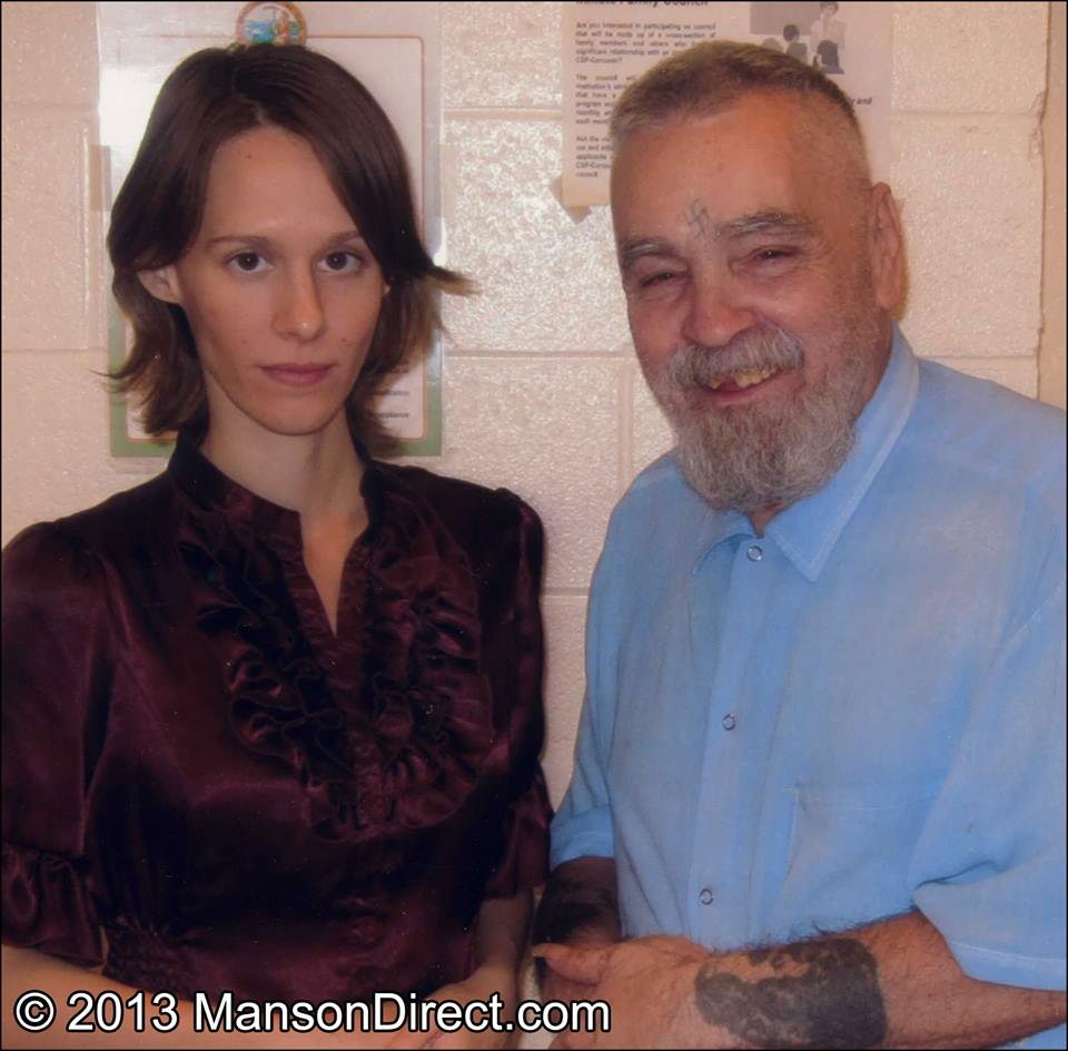 manson dating Charles milles manson (né maddox, november 12, 1934 – november 19, 2017) was an american criminal and cult leader in the late 1960s, he formed what became known as the manson family, a quasi-commune in california.