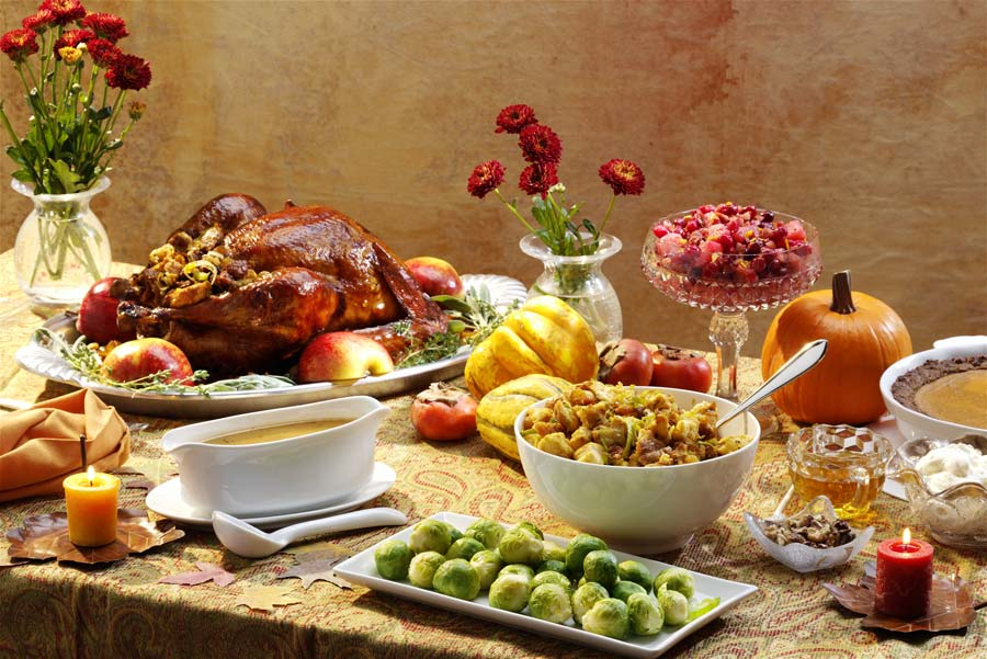 Top 5 Thanksgiving Recipes That Your Family Can't Miss!