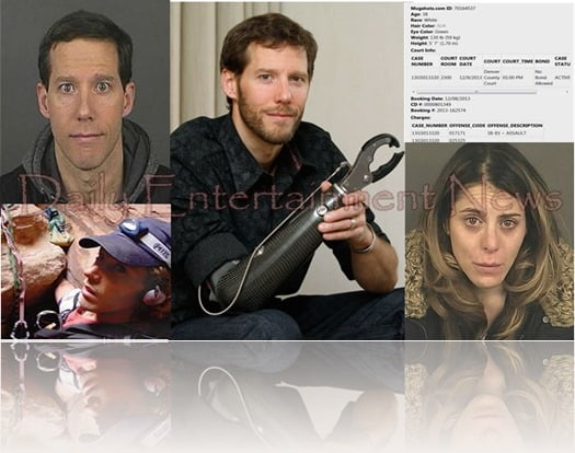Charges Against Aron Ralston Dropped: Vita Shannon-127 Hours Amputee Aron Ralston's Girlfriend