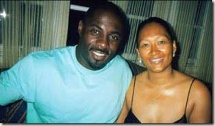 Dormowa Sherma Idris elba ex wife