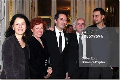 Gad Elmaleh family