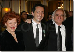 Gad Elmaleh parents