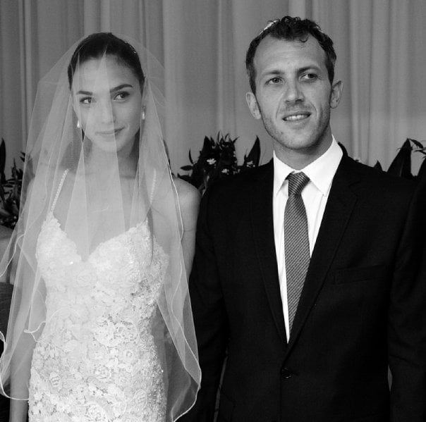 Beautiful husband and wife couple: Yaron Versano and Gal Gadot