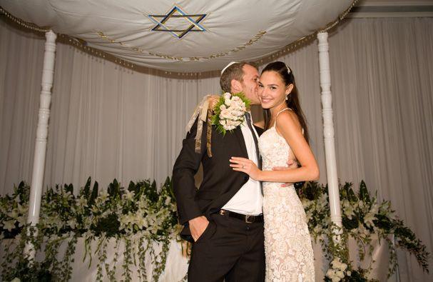 Gal Gadot Yaron Versano wedding-pics