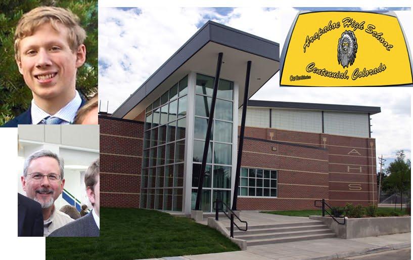 Karl Pierson Tracy Murphy Arapahoe high School