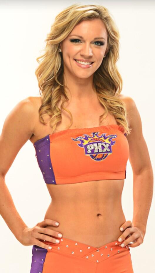 Kat Hurd- NBA Cheerleader/ The Bachelor contestant ...