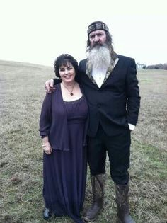 Phil Robertson's Wife