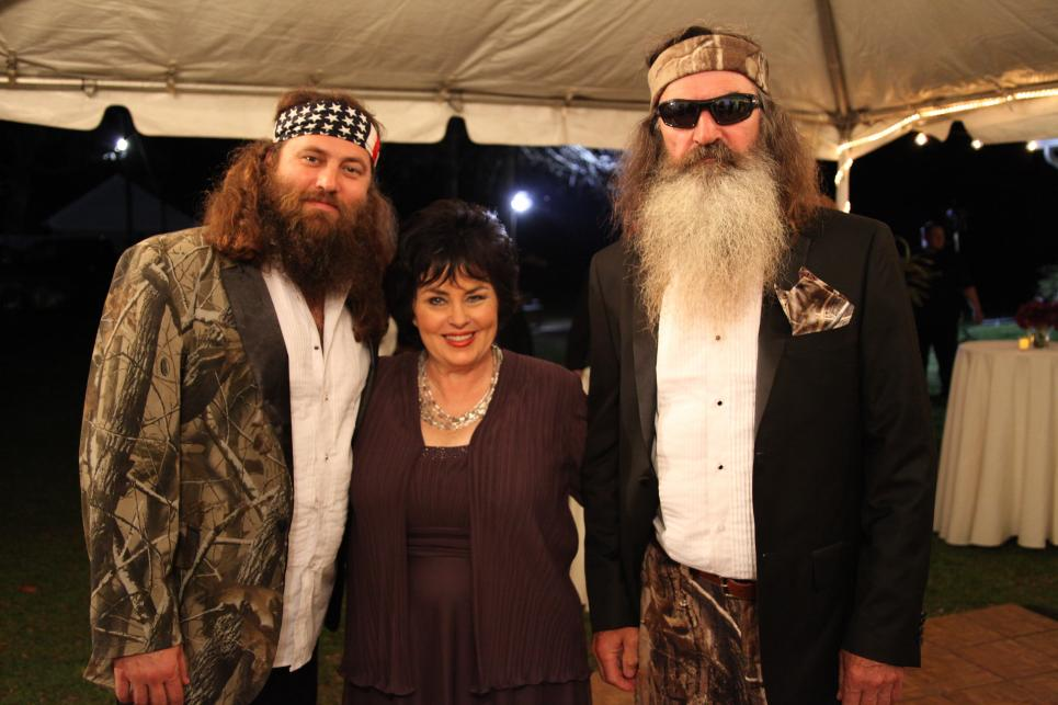 Duck Dynasty Willie Phil Robertson