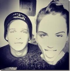 Kristof Somfai girlfriend 2014