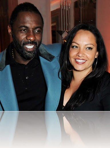 Naiyana Garth Idris Elba girlfriend 2013 images