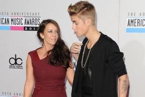 Pattie-Mallette-Justin-Bieber pic