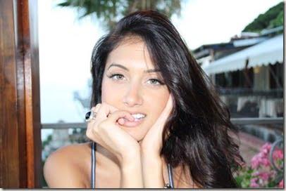 Racquel Bettencourt Avicii girlfriend 2013 photo