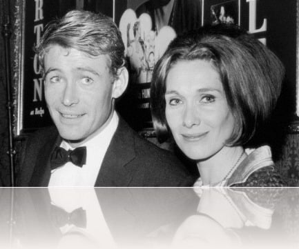 Sian Phillips Peter O'Toole ex wife photos