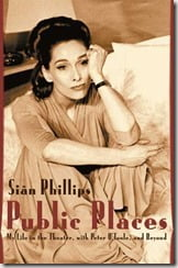 Sian Phillips autobiographyjpg