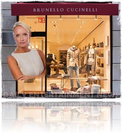 Stafanie Lackner Brunello Cucinelli