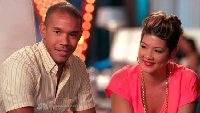 Tessanne Chin and husband Michael Anthony Cuffe 4 pic