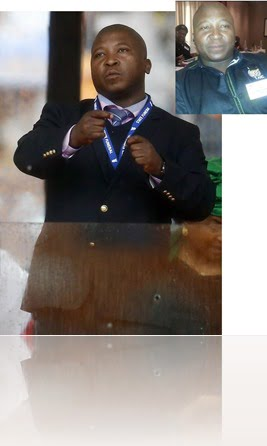 Thamsanqa Jantjies nelson Mandela sign Language interpreter photos