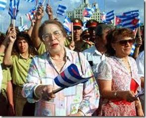 Vilma Espin Raul Castro wife-photos