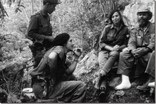 Vilma Espin Raul Castro wife pictures