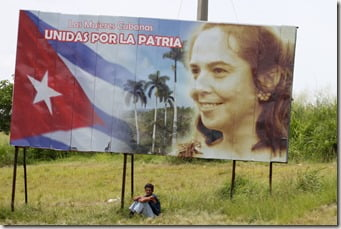Vilma Espin Raul Castro wife-pictures