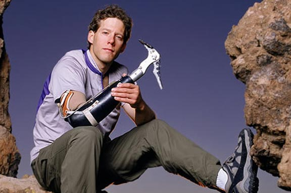Charges Against Aron Ralston Dropped: Jessica Trusty- 127 Hours Amputee Aron Ralston's Wife