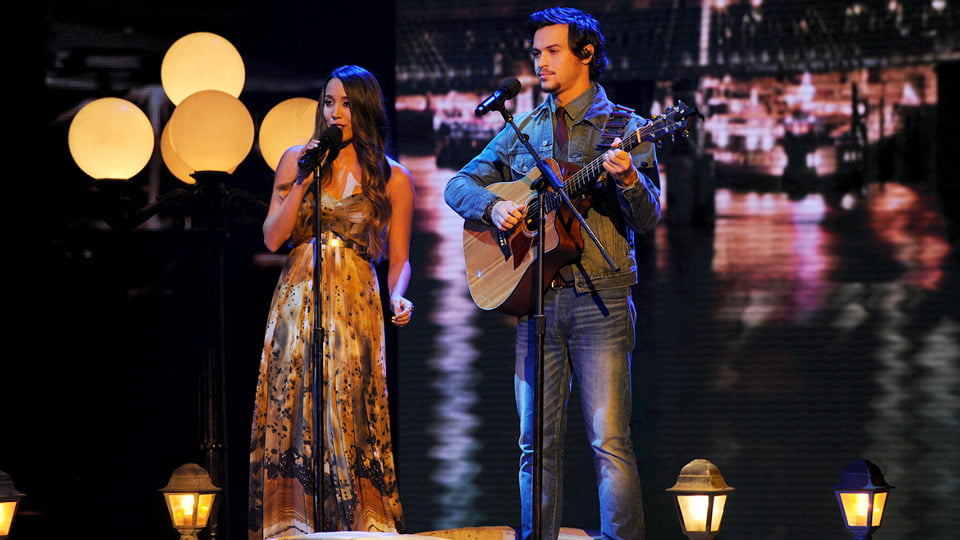 Top 10 Facts about The X factor winners Alex & Sierra